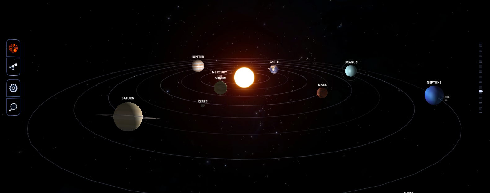 virtual solar system - photo #24